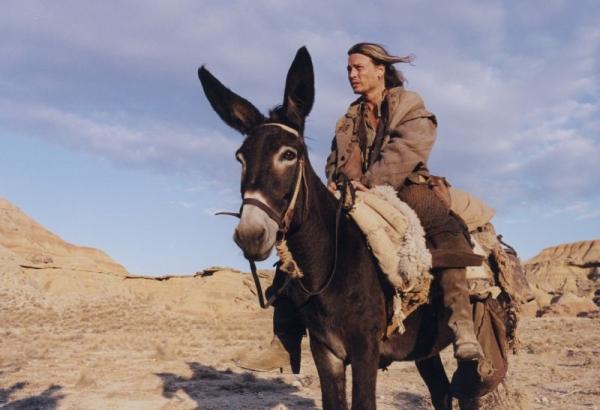 Perdido em La Mancha