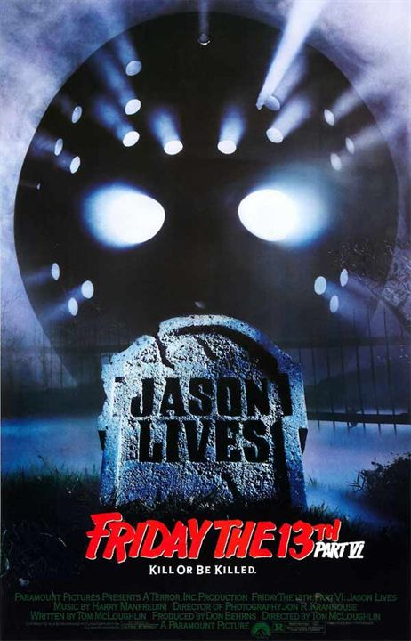 Sexta-Feira 13 - Parte VI: Jason Vive