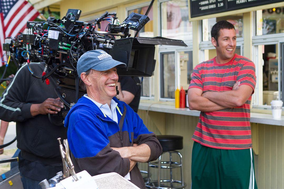 Gente Grande 2: Dennis Dugan, Adam Sandler