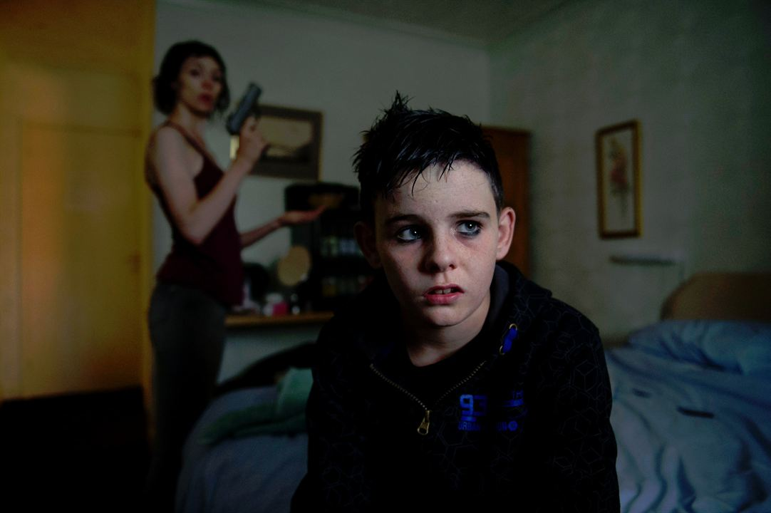 Foto Fiona O'Shaughnessy, Oliver Woolford