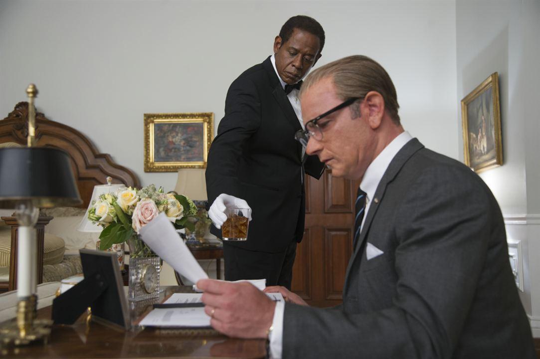 O Mordomo da Casa Branca: Forest Whitaker