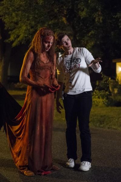 Carrie - A Estranha : Foto Chloë Grace Moretz, Kimberly Peirce
