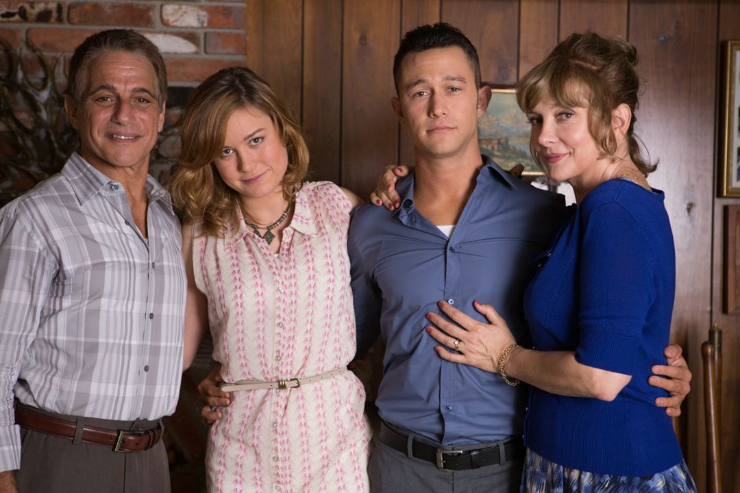 Como Não Perder Essa Mulher : Foto Brie Larson, Glenne Headly, Joseph Gordon-Levitt, Tony Danza