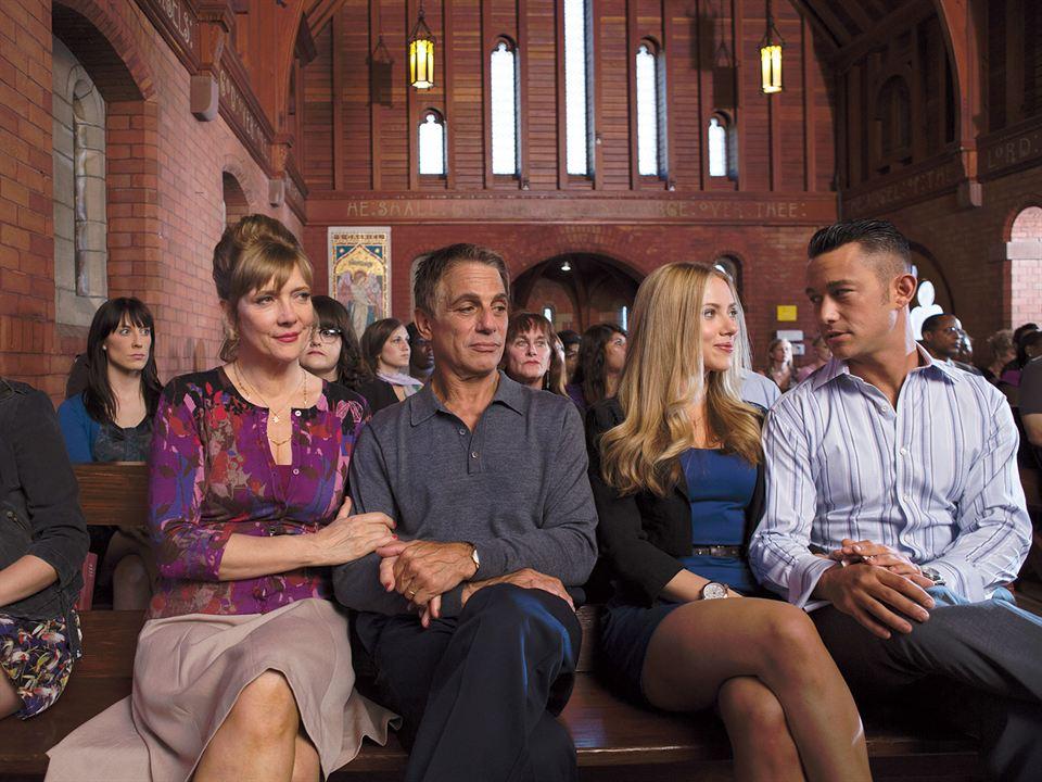 Como Não Perder Essa Mulher: Tony Danza, Joseph Gordon-Levitt, Scarlett Johansson
