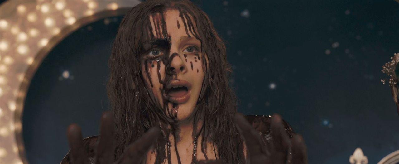 Carrie - A Estranha: Chloë Grace Moretz