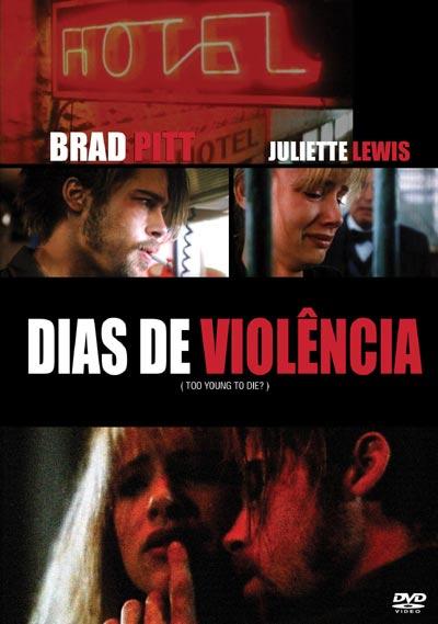 Baixar Dias de Violência Poster Torrent Download Capa