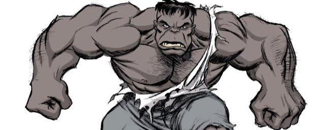 Rumor Hulk Cinza Pode Aparecer Em Os Vingadores 2 A Era De