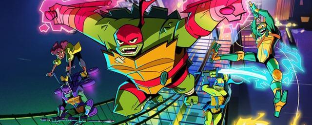 Comic Con 2018 Nova Serie Animada Das Tartarugas Ninja Ganha