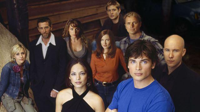 Smallville: Elenco se reúne em convenção - Notícias de séries - AdoroCinema