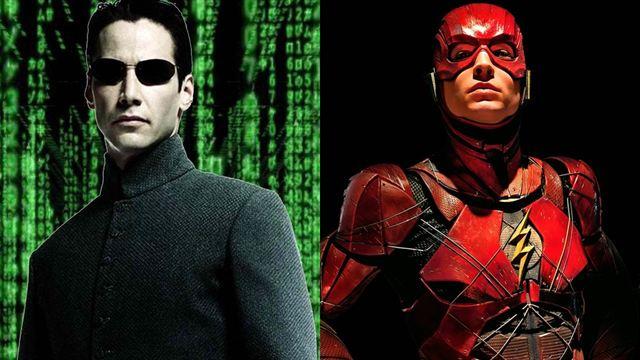 Resultado de imagem para Matrix 4 e The Flash