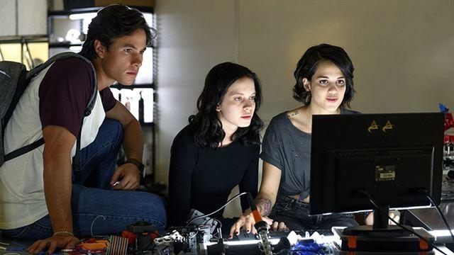 Control Z: De onde você conhece Zión Moreno e o elenco da série da ...