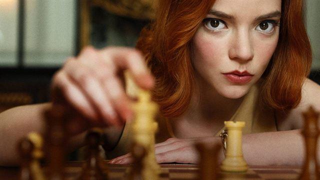 O Gambito da Rainha: Entenda o título da minissérie estrelada por Anya  Taylor-Joy - Notícias Visto na web - AdoroCinema