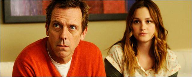 Exclusivo - Hugh Laurie e Leighton Meester em clipe legendado de A Filha do Meu Melhor Amigo