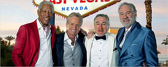 Exclusivo - Michael Douglas fala sobre as filmagens do divertido Última Viagem a Vegas